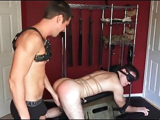 Teen Boy Bound Spanked And Fucked