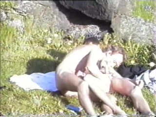Norwegian Daddy And A Friend (recorded About 1990)
