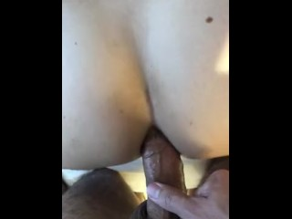 Brazilian Sub Being Fucked Bareback By Hung Daddy 2
